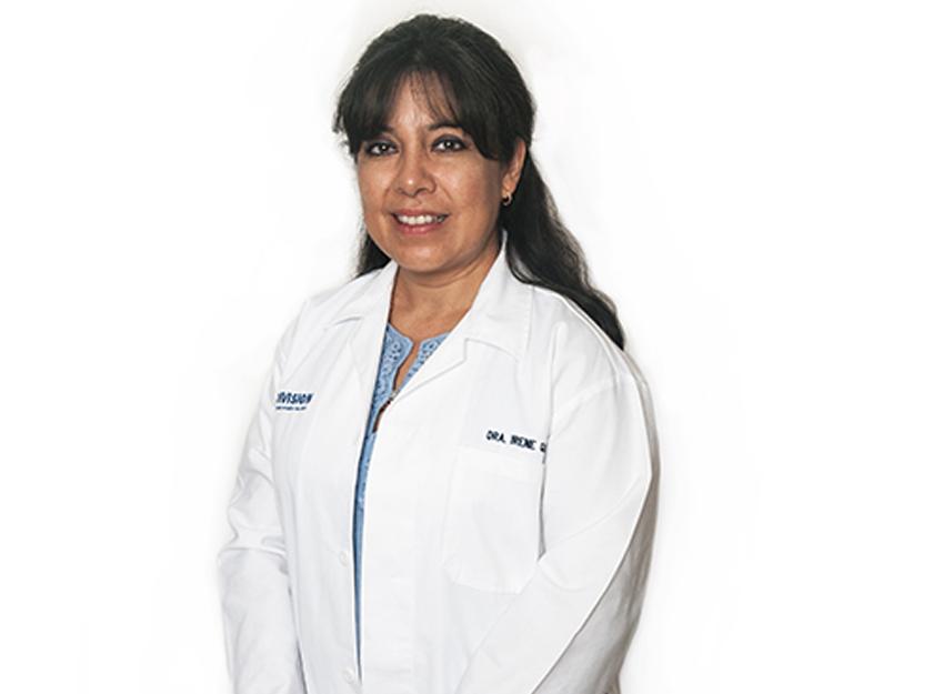 Dra. Silvia Irene Galicia Mijangos
