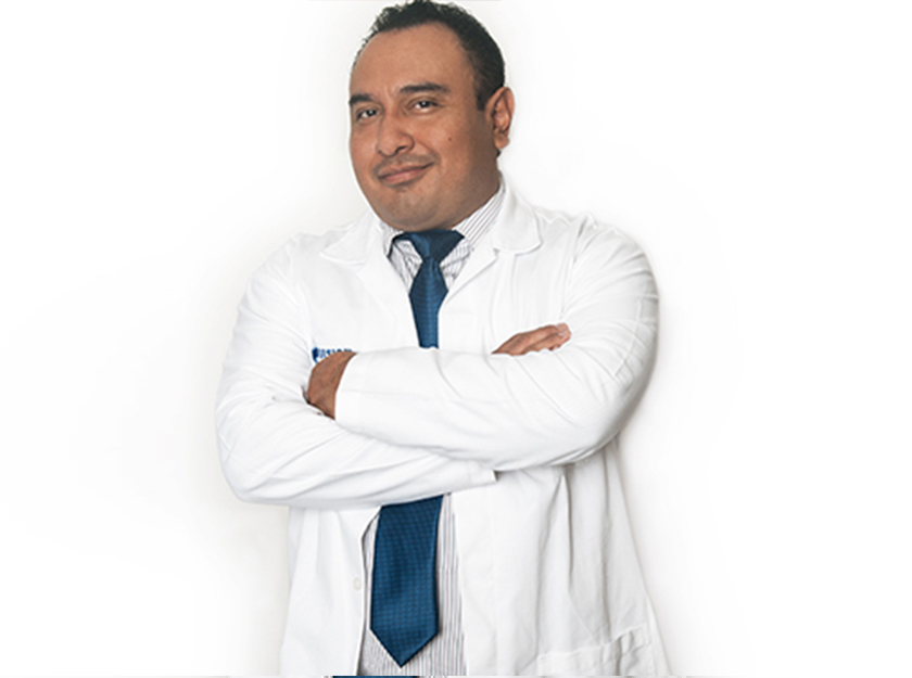 Dr. Oscar Guillermo Márquez Valdez